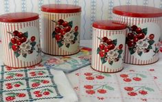 consider using cherries in your christmas design (red and green right!)