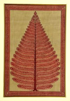 Tree of Life Patta Painting