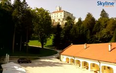 Live Cam #Trakošćan Castle - #Bednja. #Travel #Croatia
