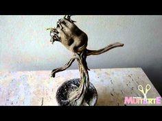 Little Groot - Muita Arte - YouTube