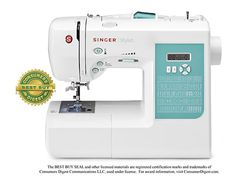 SINGER 7258 Stylist Computerized Sewing Machine Singer new 29999 16999 4 used new from the Most Wished For in Sewing Machines list for authoritative information on this products current rankthis is what Im looking for