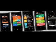 DietOn® - Windows Phone8 version, HUN.