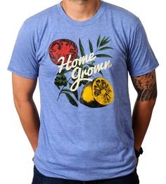 Men's HomeGrown T-Shirt | Men's Clothing | There There | Scoutmob Shoppe