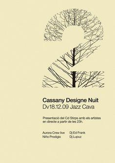 kamone log — marindsgn: Jazz Cava Nuit www.quimmarin.com