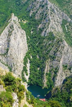 Beautiful Eastern Europe: Matka canyon Macedonia