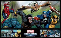 Marvel Heroesis aFREE-TO-PLAYaction-packed...   GamesNEXT