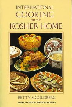 International Cooking for the Kosher Home * ** AMAZON BEST BUY ** #KosherCookbooks