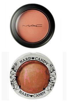 MAC Sunbasque blush DUPE: Hard Candy Bombshell