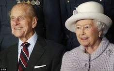 Queen Elizabeth II and Prince Philip celebrate their wedding anniversary in November, but the palace shows that the ruling royal couple nowadays don't spend much time in each other's company. Their schedules are so diverse,