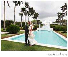 Laie Hawaii Temple. Byu Basketball, Basketball Schedule, Temple Wedding, Dream Wedding, Byu Hawaii, Hawaii Temple, College Life, Bay Area, Getting Married