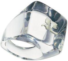 #ahalife.com              #ring                     #Courr?ges #Transparent #Ring                       Courr?ges Transparent Ring                                                    http://www.seapai.com/product.aspx?PID=438924
