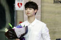 VIXX | Cha Hakyeon (N) | 140612 | tumblr | ©BLACK PEARL ♡ please do not edit