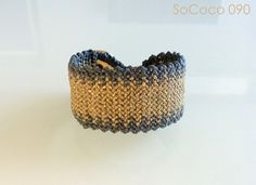 SoCoco - Life and Travel with a Capital Style Macrame Bracelets, Cuff Bracelets, Fashion Inspiration, How To Apply, Unique, Handmade, Stuff To Buy, Jewelry, Hand Made