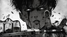 #levi #attackontitan #leviackerman #anome #wallpaper #ackerman #manga #attackontitanlevi #shingeki #ackermanlevi #shingekinokyojin ♡ hello if you want to see more content, follow us we appreciate it very much. ♡ This wallpaper does not belong to us credits to its creator. ♡ hola si quieres ver mas contenido, síguenos te lo agradecemos mucho. ♡ Este wallpaper no nos pertenece créditos a su creador. 5 Anime, Dark Anime, Anime Guys, Anime Art, Attack On Titan Season, Attack On Titan Eren, Attack On Titan Fanart, Levi Ackerman, Levi Y Mikasa