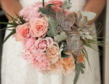 succulent-peoney-rose-bridal-bridesmaid-bouquet