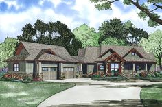 Plan: HHF-3330, 2 story, 3574 total square footage