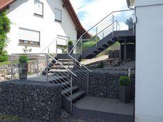 Oliver Fritz GmbH & Co.KG - Treppen außen                                                                                                                                                                                 Mehr
