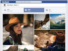 Soon, the photos you have uploaded to Facebook will get an attractive new layout as the social network makes changes that bear a striking resemblance to one of its rivals, Google+.