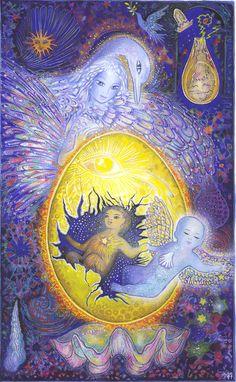 La naissance de l'homme liberté - l'ange liberté