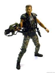 Aliens Series 1 Corporal Dwayne Hicks Action Figure