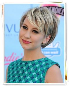 Shape of your face hair cut 4