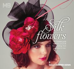 How to make silk flowers, by award-winning author Sally Harper Kenn. With full instructions for five silk flowers: a rose (with two techniques - the traditional method, and a special 'quick' method), a poppy, an anemone, a peony and a narcissus or daffodil. With stunning photography and clear, step-by-step instructions for each silk flower.