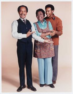 Started watching the Jefferson's at age 7-My all time favorite sitcom as a kid!!
