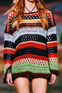 Detail at Tommy Hilfiger Spring Summer 2016   NYFW