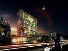 Public Library _ Daegu _ STL Architects