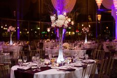 Stylish Winter Wedding in Chicago   Images by Jill Tiongco Photography   Via Modernly Wed   45