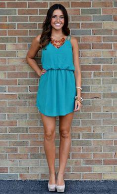 Go-To Summer Dress