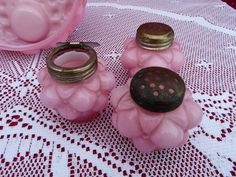 Antique Pink Victorian Phoenix by on Etsy Vintage Jars, Ball Jars, Phoenix, Victorian, Stuffed Peppers, Antiques, Glass, Pink, Etsy
