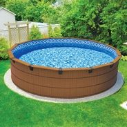 1000 images about above pool on pinterest above ground for Club piscine pools