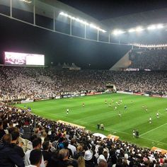 Fotos da Arena Corinthians