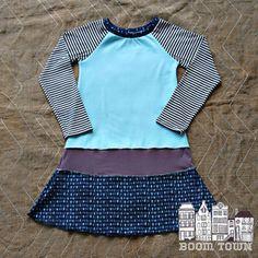 Lil Blue Boo Dress