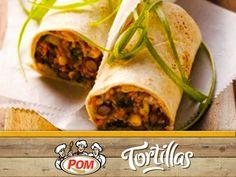 Du ma�s et des haricots envelopp�s dans un extraordinaire et d�licieux burrito! @Dempster's® Bakery #WrapItUp