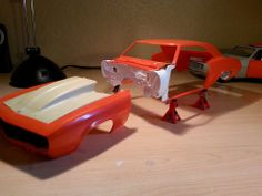 Plastic Model Cars, Model Building, Scale Models, Resin, Trucks, Scale Model, Truck