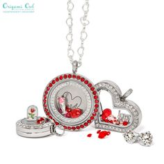 Origami Owl Valentine's Day Collection 2016. Just click on the pic to order today.