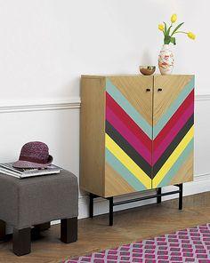 Wood Meets Geometric Design