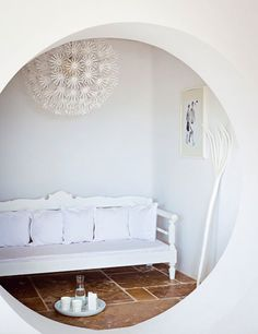a stylish house on mykonos, greece