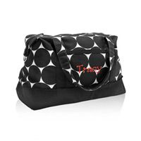 Retro Metro® Weekender in Big Dot | Thirty-One Gifts  I have this already with a pink monogram BUT it can't hurt to have another