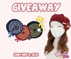 Join our new #Giveaway for this lovely #Berethat  →Follow SpreePicky →Like & Re-pin  enter here:http://goo.gl/UJXjcn