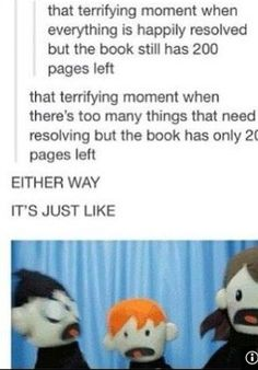 Has anyone read the book Anne and Henry? Cuz this is the exact description of it. Everyone is in a loving relationship, and the bitches are gone, and I'm only on like chapter 22, and more than half the book is left