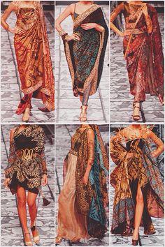 Suneet Varma | India Bridal Fashion Week | 2013 The Golden Bracelet