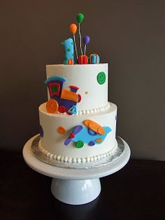 Many, many cakes