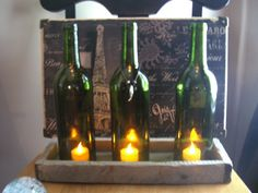 Hey, I found this really awesome Etsy listing at http://www.etsy.com/listing/102214394/three-repurposed-wine-bottles-into-tea