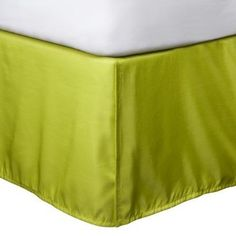 Find bed sheets at Target.com! Circo bedskirt - green (full) More Details