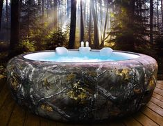 The most advanced portable hot tub ever created. – VANISH SPA