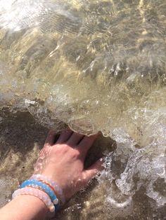 Wave water ocean Loki braclet