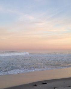 Morning pastels...